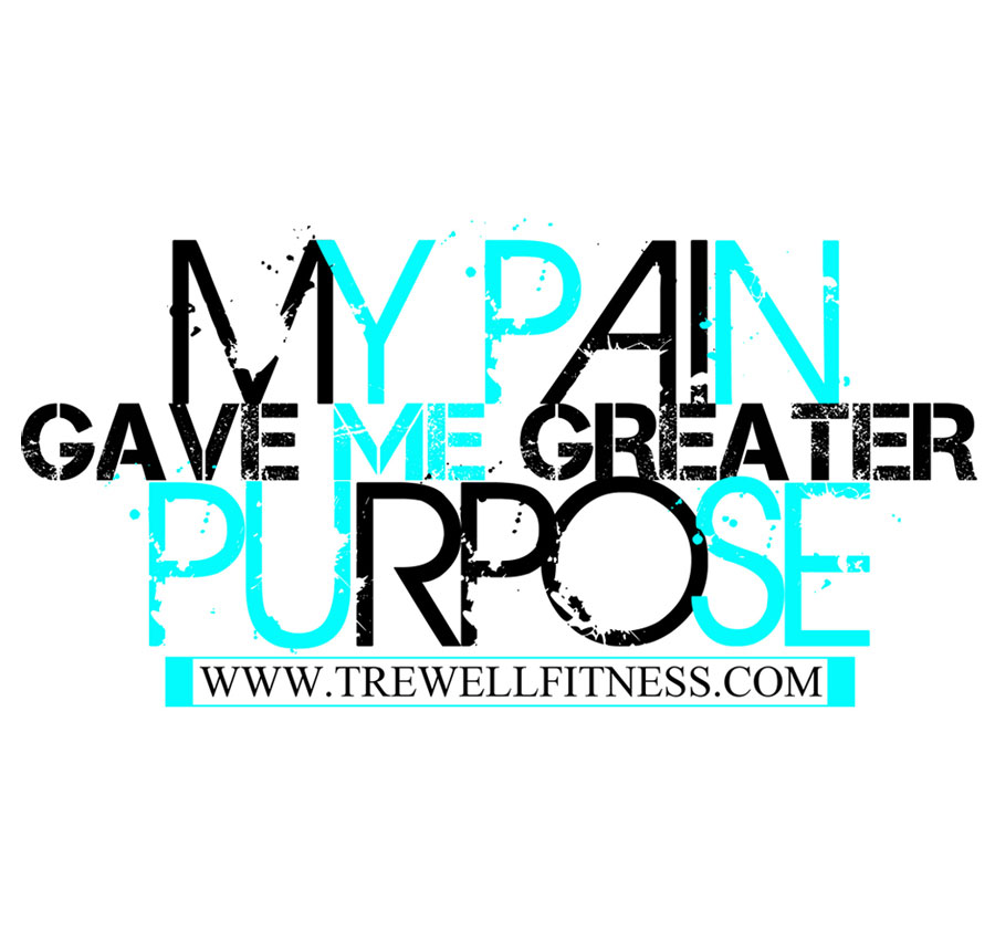 My PAIN Gave Me Greater PURPOSE